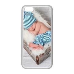 iPhone 5C Seamless Case (White)