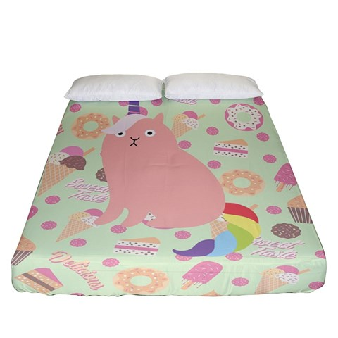 Custom-Printed Bed Sheets (All Sizes)