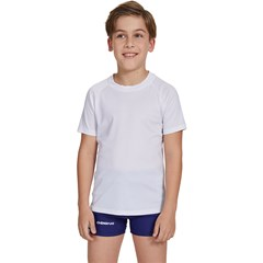 Kids  Short Sleeve Swimwear