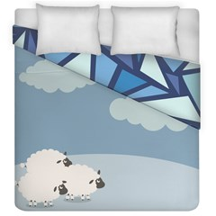 Duvet Cover Double Side (King Size)
