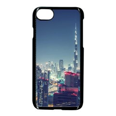 iPhone 7 Seamless Case (Black)
