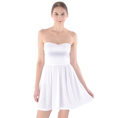 Strapless Bra Top Dress