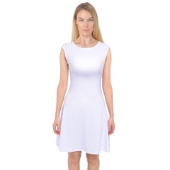 Capsleeve Midi Dress