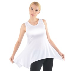 Side Drop Tank Tunic
