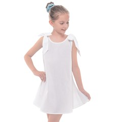 Kids  Tie Up Tunic Dress