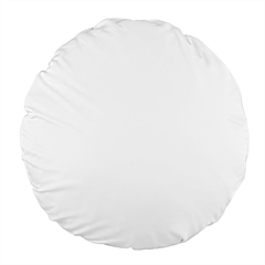 Large 18  Premium Round Cushion