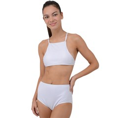 High Waist Tankini Set
