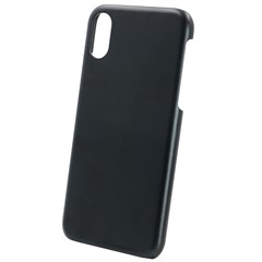 iPhone X/XS Black UV Print Case
