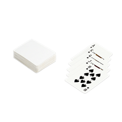 Playing Cards Double Sided (Mini)