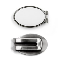 Money Clip (Oval)