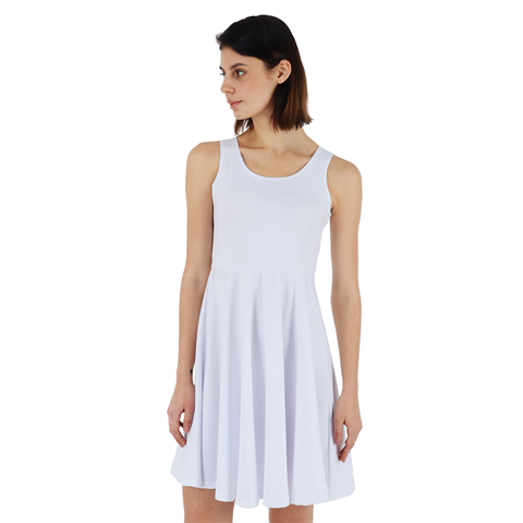 Knee Length Skater Dress