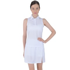 Women s Sleeveless Polo Tee