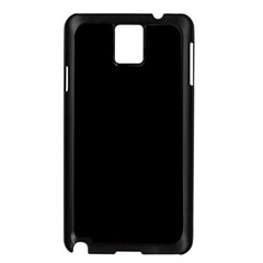 Samsung Galaxy Note 3 N9005 Case (Black)