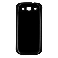 Samsung Galaxy S3 Back Case (Black)