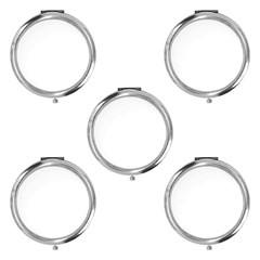 Mini Round Mirror (Pack of 5)