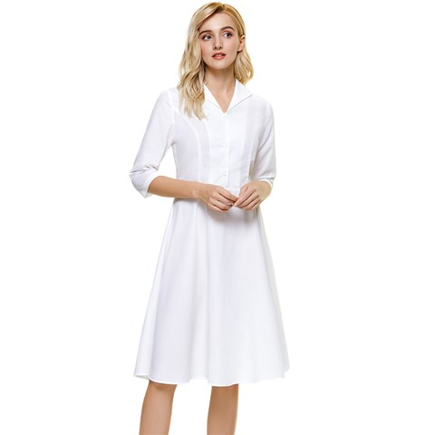 Classy Knee Length Dress