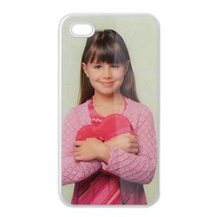 iPhone 4/4s Seamless Case (White)