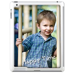 Apple iPad 2 Case (White)