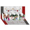 MOM 3D Greeting Card (8x4)