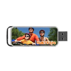 Portable USB Flash (One Side)