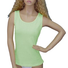 Women s Green Tank Top