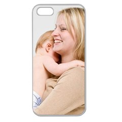 Apple Seamless iPhone 5 Case (Clear)
