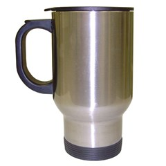 Travel Mug (Silver Gray)