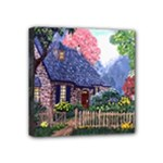 Essex House Cottage   - Ave Hurley   Ah 001 058 3300x5100 Mini Canvas 4  x 4  (Stretched)