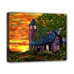 Jessica s Cottage by Ave Hurley - Canvas 10  x 8  (Stretched)