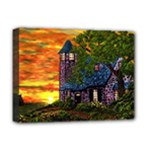 Jessica s Cottage - Ave Hurley - Deluxe Canvas 16  x 12  (Stretched)