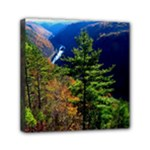 Pa Grand Canyon , South View by Ave Hurley -  Mini Canvas 6  x 6  (Stretched)