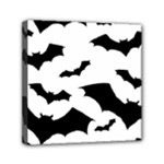 Deathrock Bats Mini Canvas 6  x 6  (Stretched)