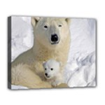 In Moms Arm Mothers Love Canvas 14  x 11  (Stretched)