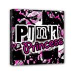 Punk Princess Mini Canvas 6  x 6  (Stretched)
