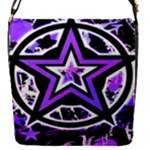 Purple Star Removable Flap Cover (Small)