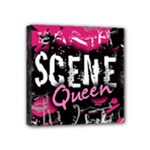 Scene Queen Mini Canvas 4  x 4  (Stretched)