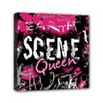 Scene Queen Mini Canvas 6  x 6  (Stretched)