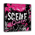 Scene Queen Mini Canvas 8  x 8  (Stretched)