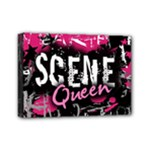 Scene Queen Mini Canvas 7  x 5  (Stretched)