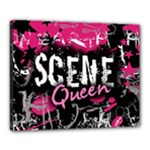 Scene Queen Canvas 20  x 16  (Stretched)