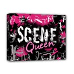 Scene Queen Deluxe Canvas 14  x 11  (Stretched)