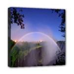 Zambia Rainbow Mini Canvas 8  x 8  (Stretched)