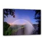 Zambia Rainbow Canvas 18  x 12  (Stretched)