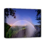 Zambia Rainbow Deluxe Canvas 14  x 11  (Stretched)