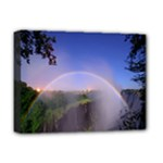 Zambia Rainbow Deluxe Canvas 16  x 12  (Stretched)