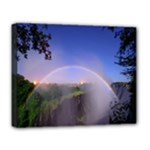 Zambia Rainbow Deluxe Canvas 20  x 16  (Stretched)