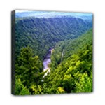 Pa Grand Canyon Long North View Of Gorge   Artrave Mini Canvas 8  x 8  (Stretched)