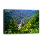 Pa Grand Canyon Long North View Of Gorge   Artrave Deluxe Canvas 18  x 12  (Stretched)