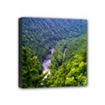 Pa Grand Canyon Long North View Of Gorge   Artrave Mini Canvas 4  x 4  (Stretched)