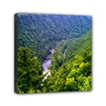 Pa Grand Canyon Long North View Of Gorge   Artrave Mini Canvas 6  x 6  (Stretched)